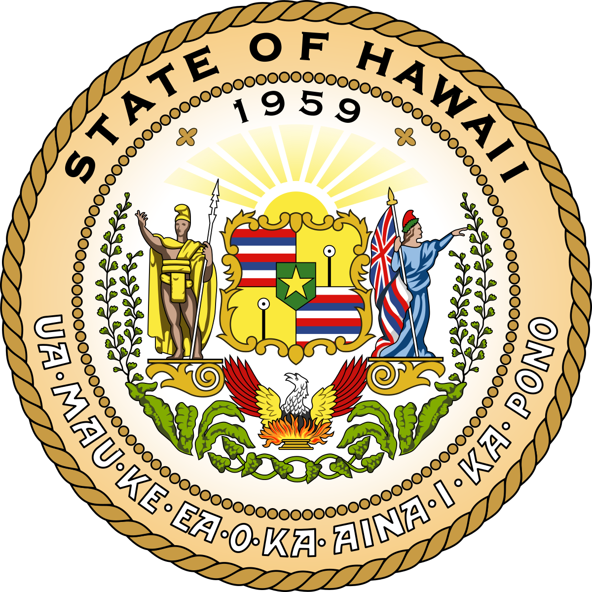 State of Hawaii Website